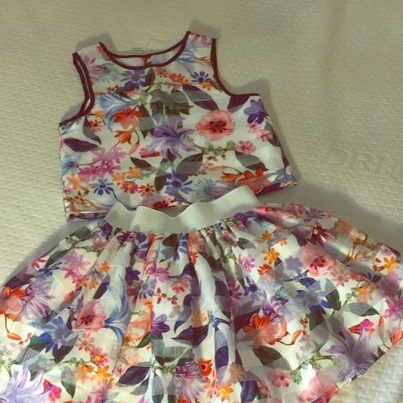 ec630e1db087 Pippa & Julie Dresses | Pippa And Julie Set Top And Skirt | Poshmark